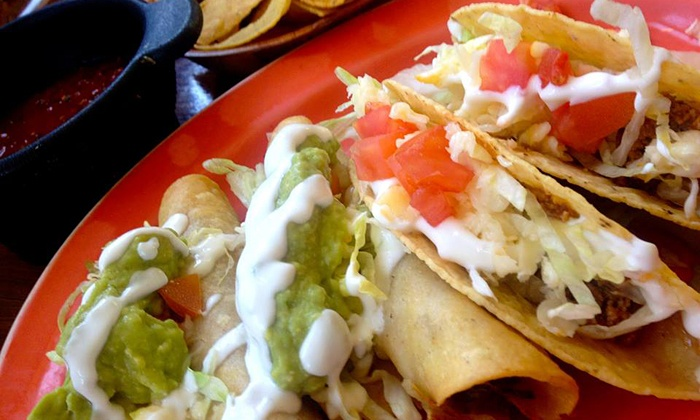 Luchita's - Cleveland: Mexican Food for Two or Four at Luchita's (54% Off)