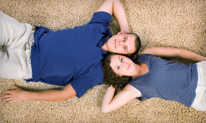 Alberta Carpet Cleaning - Edmonton: $35 for a Carpet Cleaning of Two Rooms and One Hallway from Alberta Carpet Cleaning (Up to $99 Value)