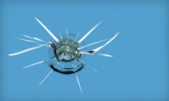 SwiftPro Auto Glass - Multiple Locations: One or Two Rock-Chip Repairs or $39 for $80 Toward a Windshield Replacement at SwiftPro Auto Glass