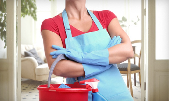 Distinctive Cleaning - Minneapolis / St Paul: One, Two, or Three Two-Hour Housecleaning Sessions from Distinctive Cleaning (Up to 54% Off)