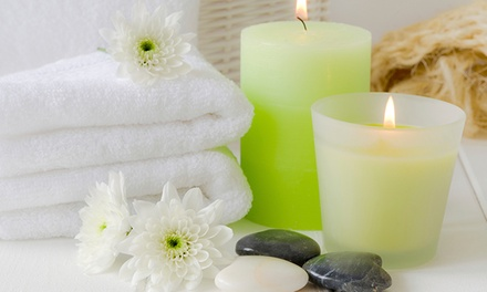 $40 for One 75-Minute Massage Session with Aromatherapy at Facial Nails Salon ($80 Value)