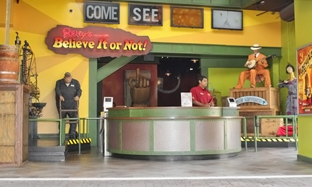 Admission for One Adult or One Child to Ripley's Believe It or Not! (Up to 47% Off)