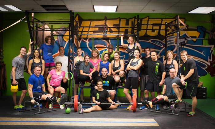 Jewish Community Center Of Greater Kansas City - Overland Park Plaza: One Month of Unlimited Boxing or CrossFit at Jewish Community Center Of Greater Kansas City (Up to 76% Off)