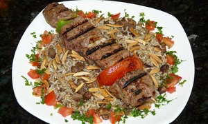 $11 For $20 Worth Of Mediterranean Food At Nunu