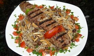 NuNu's Mediterranean Cafe:  $11 for $20 Worth of Mediterranean Food at Nunu's Mediterranean Cafe