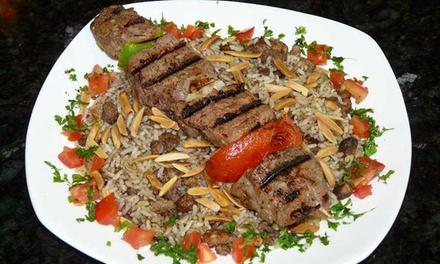 $11 for $20 Worth of Mediterranean Food at Nunu's Mediterranean Cafe