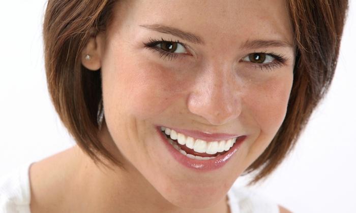 Irvine Implant and Restorative Dentistry - Woodbridge: Dental Checkup for Child or Adult, or Custom Whitening Kit at Irvine Implant and Restorative Dentistry (Up to 88% Off)