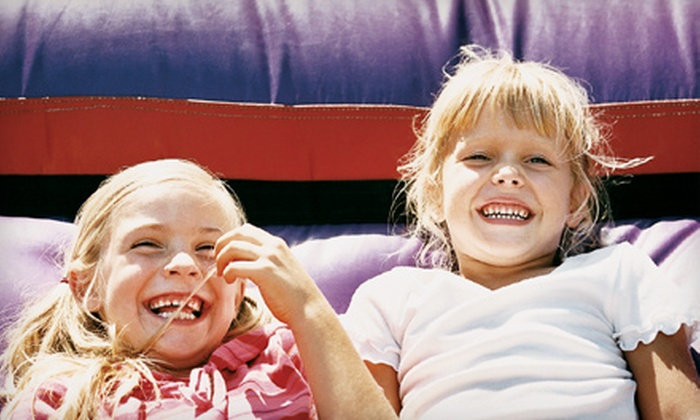 Fun Forest - Lawrenceville: 5 or 10 Open-Play Visits or a Two-Hour Party for Up to 24 Kids at Fun Forest (Up to 56% Off)