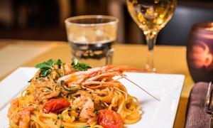 Trinità de' Monti: Menu Deluxe di 4 portate per 2 persone al ristorante Trinità de' Monti, Piazza di Spagna (sconto 52%)