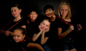 Encore Elite: Four Weeks of Unlimited Dance Classes at Encore Elite Dance and Cheer (65% Off)