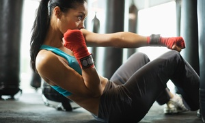 Thunder Dome Sports: Fitness, Martial-Arts, or Boot-Camp Classes at Thunder Dome Sports (Up to 92% Off). Four Options Available.