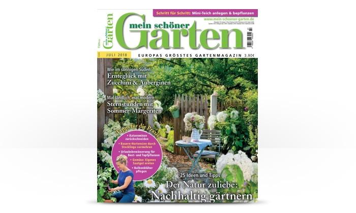 Zeitschrift mein schöner Garten im Abo - PresseShop.news | Groupon