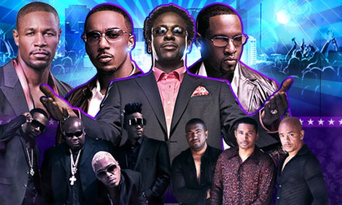 Lafayette Music Festival Featuring Heads of State, Tank, After 7, & Dru Hill - Lafayette: Lafayette Music Festival Featuring Heads of State, Tank, After 7, & Dru Hill on June 8 (Up to 36% Off)