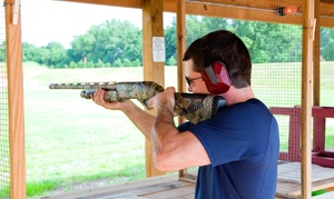 Talon Range: Gun-Range Outing for Two or Four at Talon Range (Up to 58% Off)