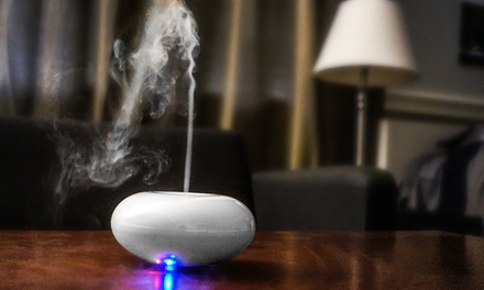 Mizu Ki Ultrasonic Aromatherapy Diffuser and Essential Oil