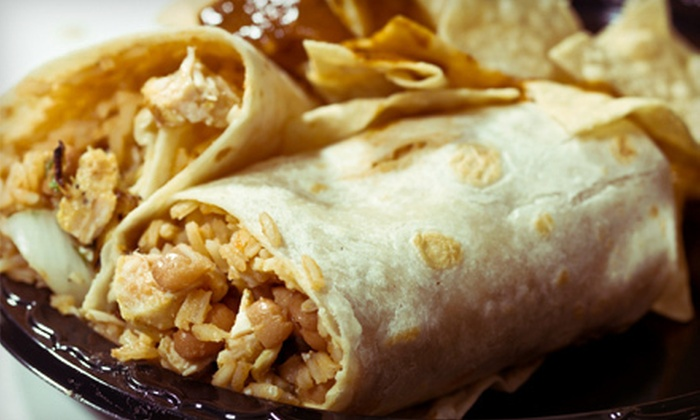 Rancho Fresco Mexican Grill - Cowan: $6 for $12 Worth of Mexican Fare for Dinner at Rancho Fresco Mexican Grill