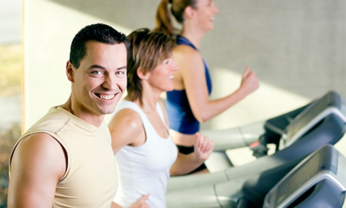 Elite Family Fitness - Ormond Beach: $41 for $75 Toward Group Fitness Classes or Personal Training