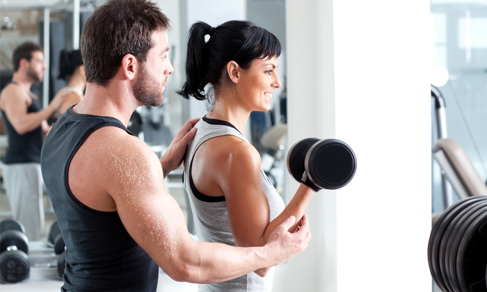 Vitality Fitness - Collingswood: Two or Four Personal-Training Sessions at Vitality Fitness (Up to 59% Off)