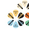 30-Pack of ChromaCast Vintage Guitar Picks