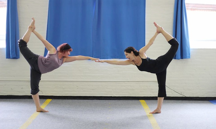 Ocean State Be Yoga - Pawtucket: 10 Yoga Classes  at Ocean State Be Yoga (Up to 73% Off