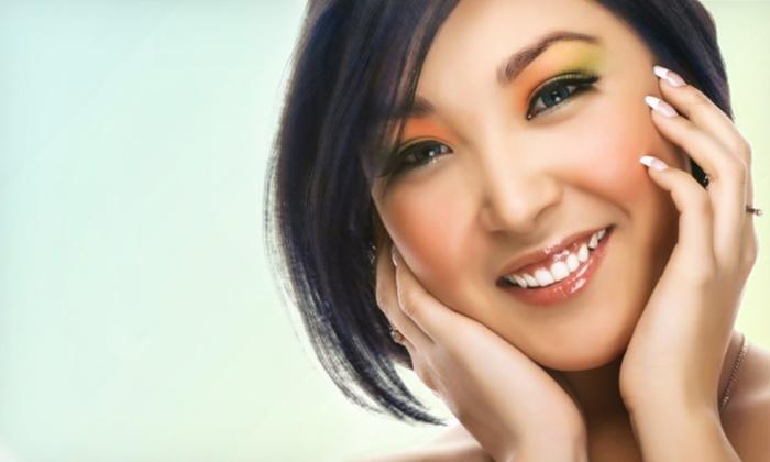 Adonia Skin Wellness Spa - Lealman: One or Three Custom Corrective Facials at Adonia Skin Wellness Spa (Up to 55% Off)