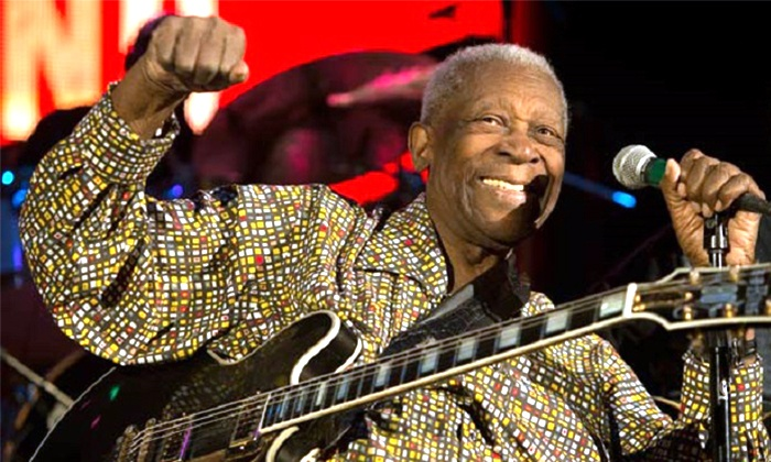 B.B. King - Comerica Theatre: B.B. King at Comerica Theatre on Saturday, September 27, at 8 p.m. (Up to 40% Off)