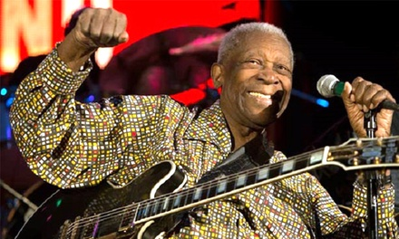 B.B. King at Comerica Theatre on Saturday, September 27, at 8 p.m. (Up to 40% Off)