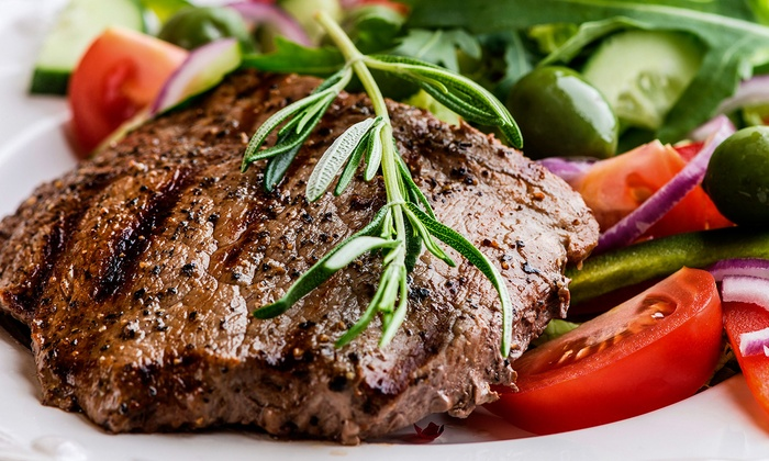 Belleview Meats & Seafood - Belleview: $11 for $20 Worth of New York or Rib Eye Steaks from Belleview Meats & Seafood