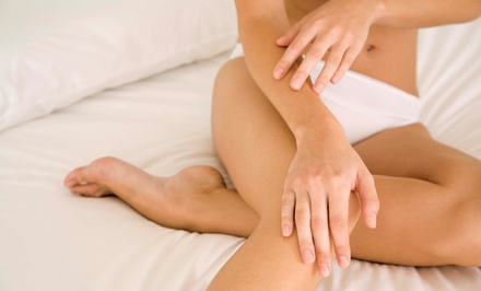 Laser Hair Removal at Anti Aging Laser Spa (Up to 84% Off). Five Options Available.