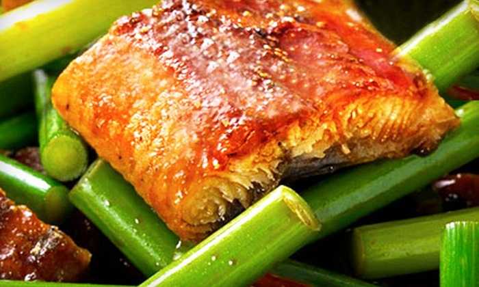 Pescatore Palace - Franklin Park: $25 for $50 Worth of Italian Cuisine at Pescatore Palace