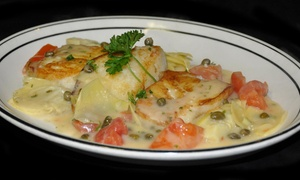 Cesare's at the Beach: $23 for $40 Worth of Italian Cuisine and Drinks at Cesare's at the Beach