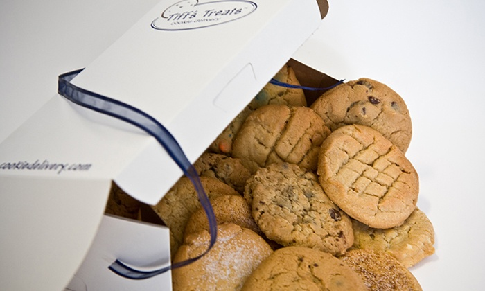 Tiff's Treats: $11 for $20 Worth of Freshly Baked Delivered Cookies from Tiff's Treats