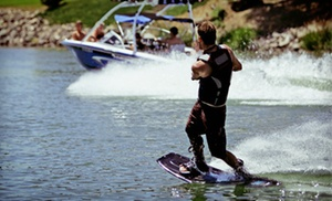 Briscoe's Ride Center: $85 for a Four-Hour Wakeboarding Class at Briscoe's Ride Center ($175 Value)
