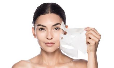 20 ou 40 Masques Peel Off pour visage