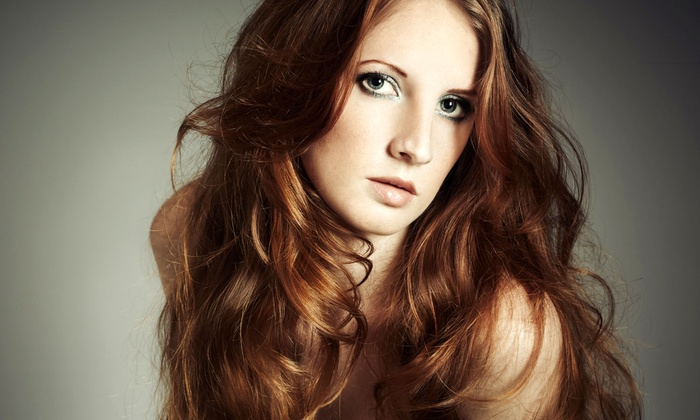 Barbarella Hair Salon - Riley Park: $30 for a Deep-Conditioning Treatment, Blow-Dry, and Style at Barbarella Hair Salon ($70 Value)
