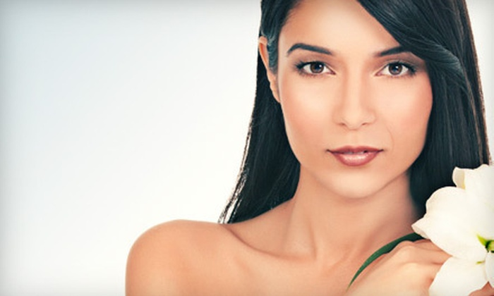 Luna Medical Spa - Miami Central Business District: eMatrix Radio-Frequency Treatment or Three or Six Zerona Treatments at Luna Medical Spa (Up to 78% Off)