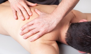 Anderson Therapeutic Massage Clinic: Massage and Consultation with Option for Follow-Up Massage at Anderson Therapeutic Massage Clinic (Up to 51% Off)