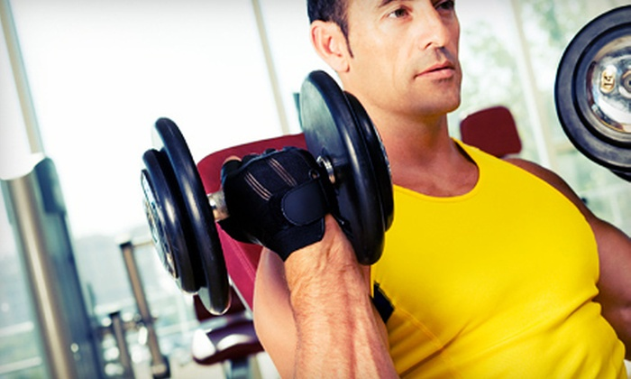 Next Total Fitness - Multiple Locations: $29 for a Two-Month Fitness Package with a Personal-Training Session at Next Total Fitness ($259.98 Value)