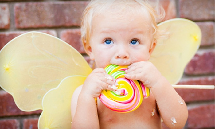 "Josh & Jen Photography - Las Vegas: $25 for Photo Shoot for Child with 5""x7"" Print & Entry to Portrait Contest at Josh & Jen Photography ($100 Value)"