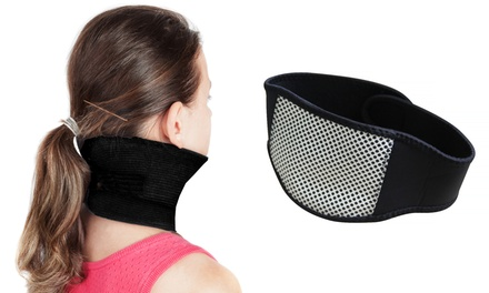 Thera-Copper Infrared Magnetic Neck Pain Relief Therapy Collar