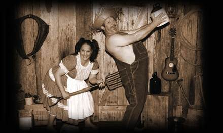 $9 for Photo Shoot for Up to Ten with One 8x10 Print at TNT Old Time Photo ($70 Value)