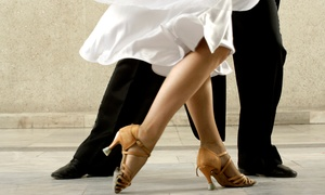 Studio Dance South Florida: $39.99 for an Introductory Social-Dance Package at Studio Dance South Florida ($145 Value)