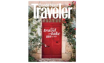 Up to 54% Off Subscription from Condé Nast Traveler Magazine