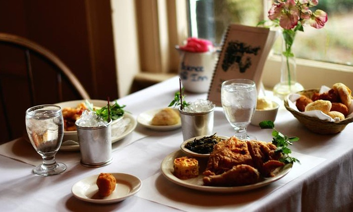 Science Hill Inn - Shelbyville: $15 for $30 Worth of Southern Comfort Fare and Drinks at Science Hill Inn in Shelbyville
