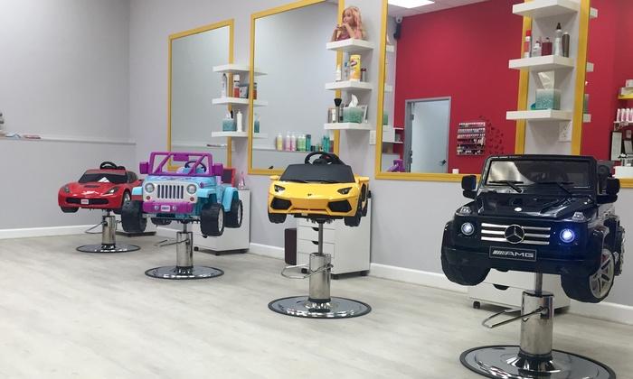 Childrens Haircuts Kool Kids Salon Groupon