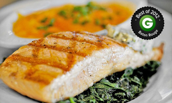 Bistro Byronz - Mid City South: Southern-Style Bistro Lunch or Dinner at Bistro Byronz (Half Off)