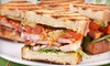 Bayboro Cafe and Catering - O.U.R.S.,Old Southeast: American Food at Bayboro Café and Catering (Half Off). Two Options Available.