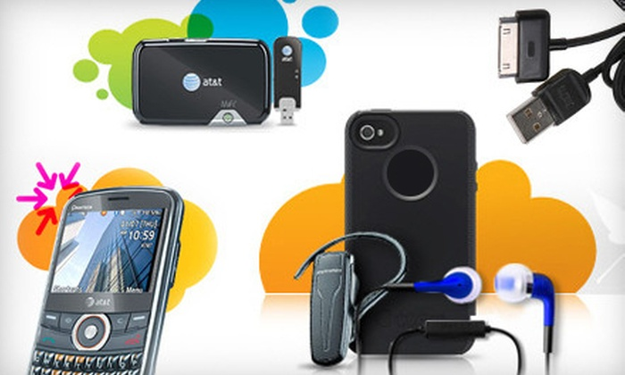 My Mobile, an AT&T Authorized Retailer - Multiple Locations: Cell Phones and Accessories at My Mobile, an AT&T Authorized Retailer (60% Off). Two Options Available.
