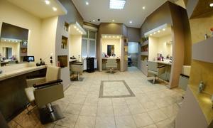 Atelier 28: Zabieg rekonstrukcji włosów Cureplex wraz z modelowaniem od 69,99 zł w Atelier 28