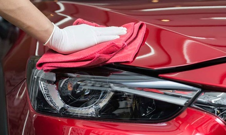 Detailing Package: Platinum ($69) or Full Detail ($119) at The Carwash Company (Up to $220 Value)